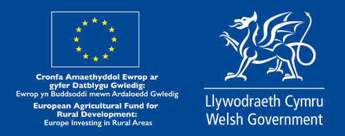 European Agricultural Fund for Rural Development logo