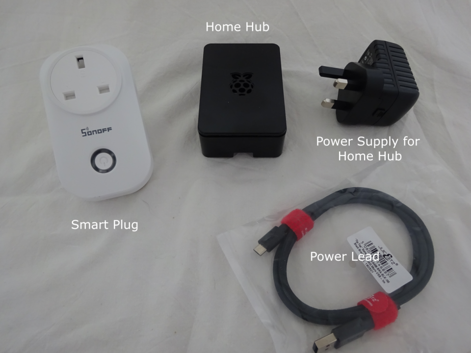 Energy Local Home Hub